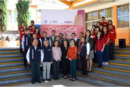 Inicia IEEH Pláticas sobre Derechos Político Electorales e inclusión ciudadana2