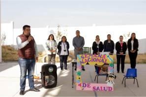 Inicia Primera Semana Nacional de Salud en Tizayuca3