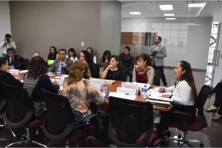 Inician trabajos para sexto Parlamento que evaluará propuestas en torno a problemas de niñas, niños y adolescentes2