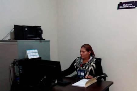Instalan Agencia del MP para atender exclusivamente carpetas de investigación relacionadas a explosión ocurrida en Tlahuelilpan
