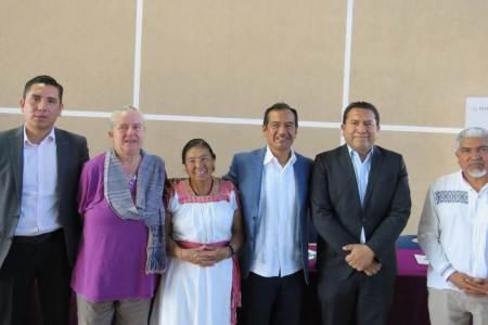 Institucionalizar la lengua hñähñu, parte de las actividades del Día Internacional de la Lengua Materna 2019