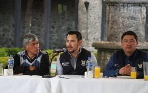 Israel Félix Soto y Gabriel García Rojas realizan gira de trabajo en Tizayuca1