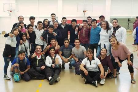Judocas hidalguenses al sistema nacional de competencias y panamericano