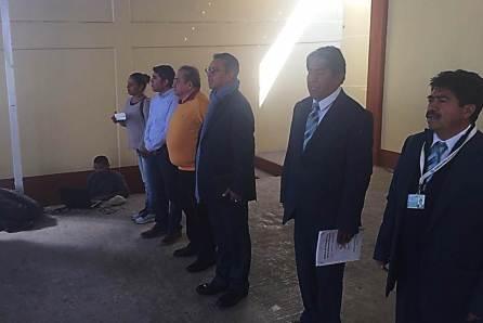La comunidad de la Secundaria Nezahualcóyotl, de Tlahuelilpan recibe a Ricardo Baptista4