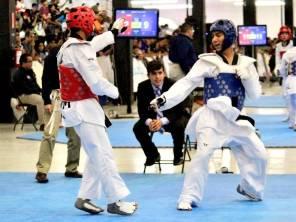 Listo equipo de taekwondo para regional del Sistema Nacional de Competencias3
