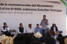 Más de 34 mdp destinados para reconstrucción de importante libramiento en la región de Tulancingo4