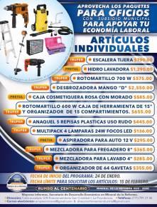 Mineral de la Reforma promueve paquetes de herramientas a bajo costo5