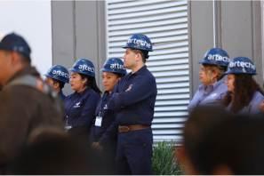 Omar Fayad inaugura planta de Arteche que dará empleos a 400 hidalguenses