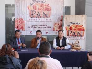 Para el 9 y 10 de febrero, 5ta Feria del Pan en Tulancingo