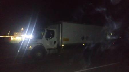 Policía de Tizayuca recupera camión robado en el Estado de México