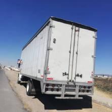 Policía Municipal de Tizayuca recuperan tracto camión que había sido robado en la carretera 2