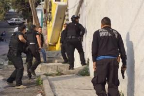"""Policías de tres entidades realizan primer operativo""""Rastrillo Metropolitano"""""""