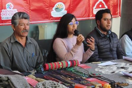 Preparan 1a Expo Artesanal en Carboneras, Mineral del Chico2