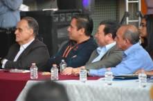 Presenta diputado Baptista informe de actividades legislativas en el Teatro al Aire Libre de Tula4