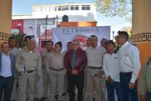 Presenta diputado Baptista informe de actividades legislativas en el Teatro al Aire Libre de Tula5