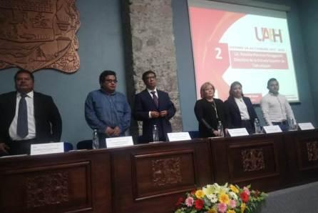 Presenta resultados Escuela Superior de Tlahuelilpan
