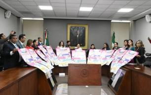 Presentan convocatoria de Parlamento Infantil 2