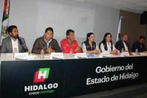 """Presentan Tercer Serial Atlético """"Dejando Huella en Hidalgo"""""""