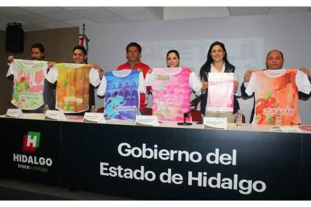 """Presentan Tercer Serial Atlético """"Dejando Huella en Hidalgo""""3"""