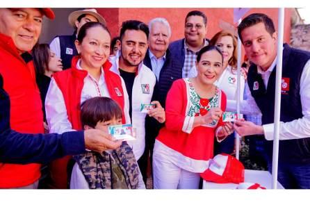 PRI Hidalgo arranca Jornada Estatal de Afiliación y Refrendo de la Militancia