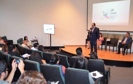 Realizan encuentro entre CNDH, CDHEH y Organizaciones de la Sociedad Civil4