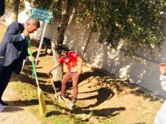 Realizan jornada de limpieza en ICSHu3