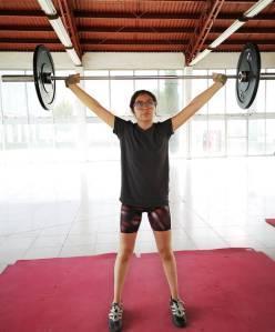 Realizarán selectivo estatal de levantamiento de pesas para Olimpiada Nacional3