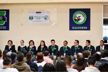 Reconoce UTEC a sus estudiantes y personal destacado