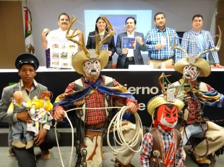 Regresa La Magia de los Carnavales de Hidalgo con 62 municipios.2