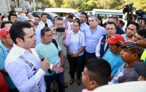 Rehabilitará Gobierno de Hidalgo tramo carretero Huejutla – Macuxtepetla 1