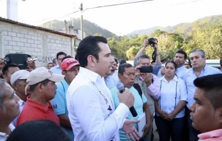 Rehabilitará Gobierno de Hidalgo tramo carretero Huejutla – Macuxtepetla 3