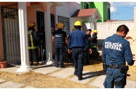 Rescatan en fraccionamiento de Pachuca a una presunta víctima de maltrato