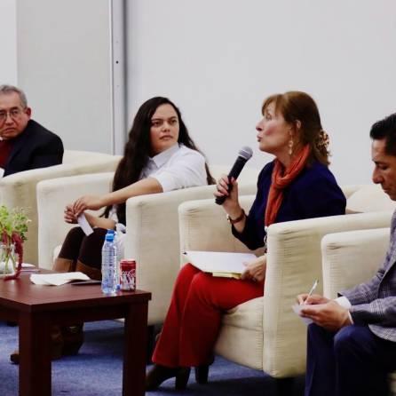 Respalda Tatiana Clouthier iniciativa de ley para las OSC