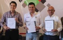 Sedeso- Contraloría y el IHJ firman convenio para generar parlamento juvenil2