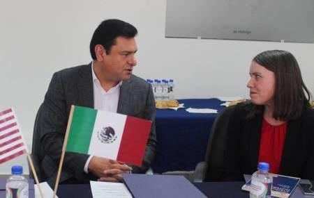 Sedeso se reúne con Embajada de Estados Unidos en México1