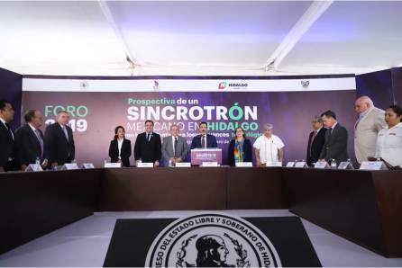 Sincrotrón en Hidalgo, un proyecto de nación2