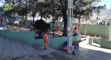 SOPOT ejecuta trabajos de limpieza en la colonia 11 de Julio3