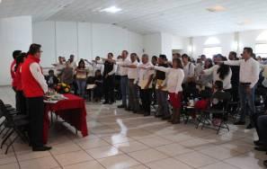 Toman protesta delegados y subdelegados en Santiago Tulantepec4