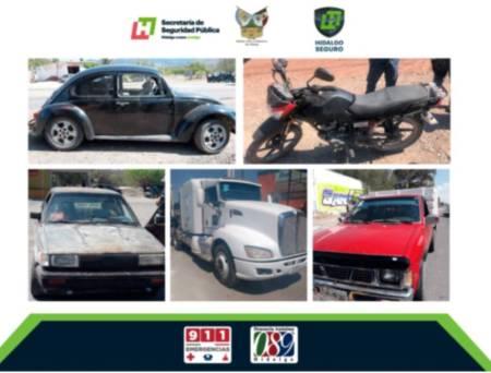 Acciones preventivas de SSPH  dejan aseguramientos en región de Zimapán .jpg