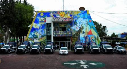 Ampliarán el número de efectivos policíacos en Tizayuca 1