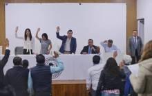 Aprueba ayuntamiento de Mineral de la Reforma, dictamen para nombrar Cronista Municipal 2