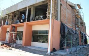 Avanza construcción de la Unidad Académica de Tepetitlán de la UTTT-1