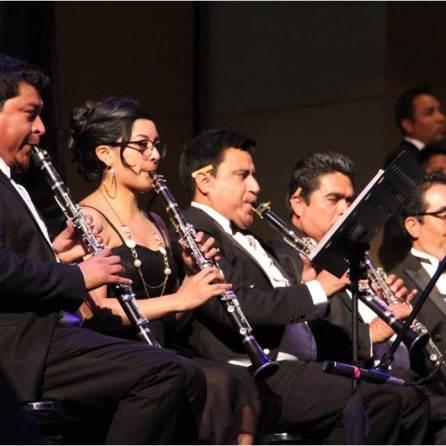 Banda Sinfónica del Estado de Hidalgo; 118 años haciendo música y cultivando talentos2