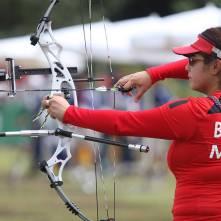 Brenda Merino va por su regreso a Selección Nacional de Tiro con Arco1