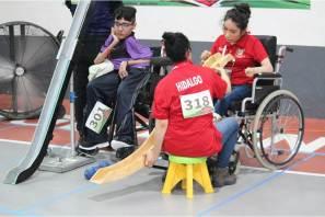 Buscan deportistas pase a la Paralimpiada Nacional 2019