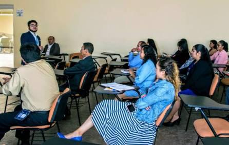 Capacita CDHEH a servidores públicos sobre derechos humanos y no discriminación3
