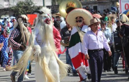"""Celebrarán 68° edición de Carnaval Santiago Tulantepec """"Orgullo y Tradición"""" 4"""