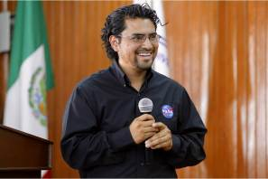 Comparten estudiantes experiencias de representar a UAEH en la NASA