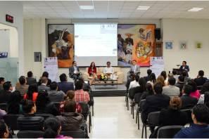 """Con éxito IEEH presenta libro """"Ciudadanía y Educación Cívica3"""