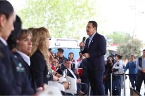 Con reconocimiento y gratitud por su labor altruista, Hidalgo se une a la colecta de la Cruz Roja 2019
